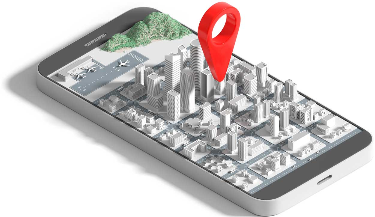 mobile gps tracking